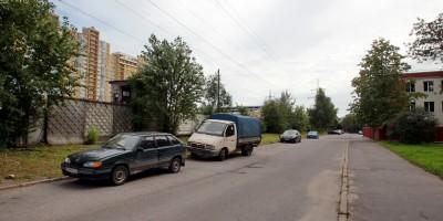 Бежецкий переулок