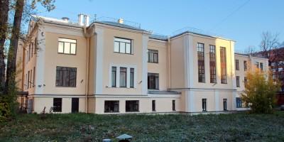Большой проспект Васильевского острова, дом 85, литера А