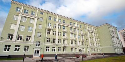 Московский проспект, 141, поликлиника