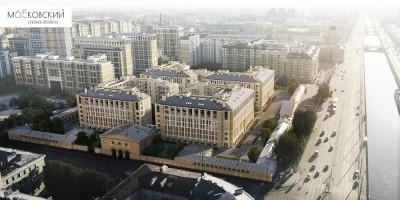 Московский проспект, 65, проект жилого дома