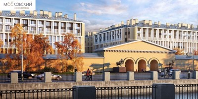 Московский проспект, 65, проект жилого дома, Петмол