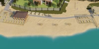 Проект благоустройства Офицерского пляжа в Сестрорецке