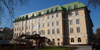 Пушкин, Софийский бульвар, дом 32, гостиница