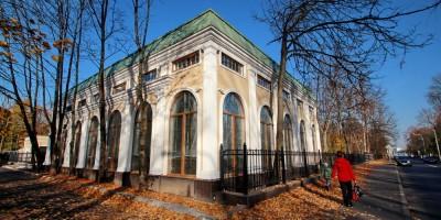 Пушкин, Софийский бульвар, дом 32, здание