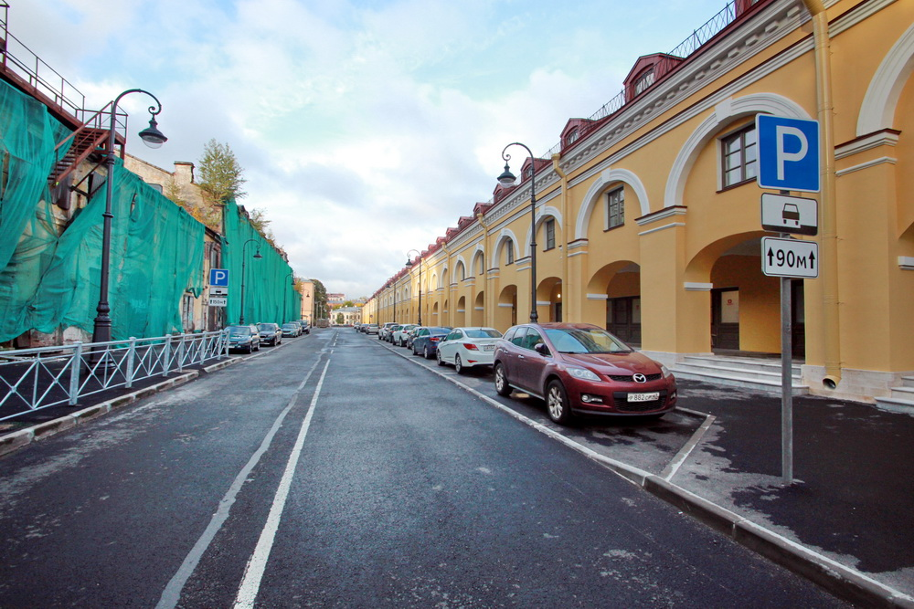 Щепяной переулок