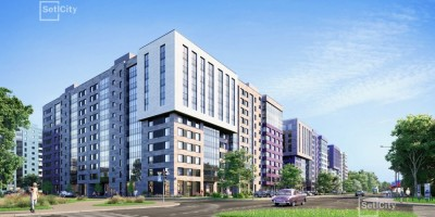 Торфяная дорога, 17, проект жилого комплекса