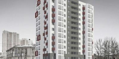 Ириновский проспект, проект жилого дома
