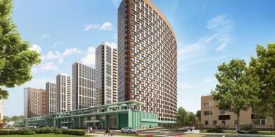 Брюлловская улица, проект жилого комплекса