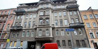 Доходный дом Балаева на Верейской улице, 11