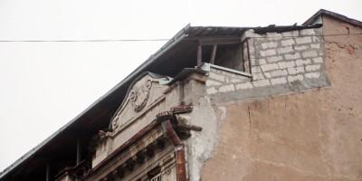 Доходный дом Балаева на Верейской улице, 11, мансарда