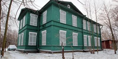 Дом Казина на Прудовой улице, 8, в Петергофе