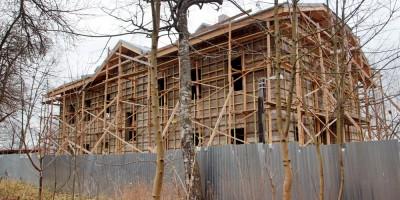 Красное Село, Фабричный Поселок, 4, строительство