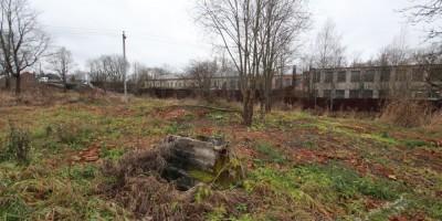Красное Село, улица Горбунова, 1, после сноса