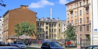 Лахтинская улица