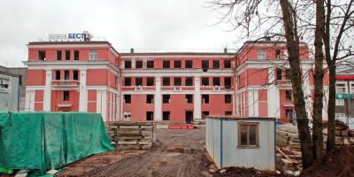 Малый проспект Васильевского острова, 54, корпус 2
