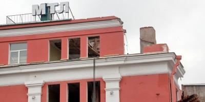 Малый проспект Васильевского острова, 54, корпус 2, снос