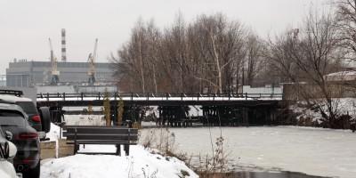 Мост на Серный остров