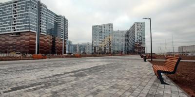 Площадь Европы, сквер, площадка