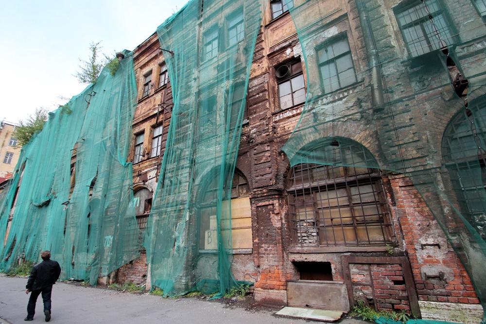 Сельдяной ряд Никольского рынка в Щепяном переулке, 4-6