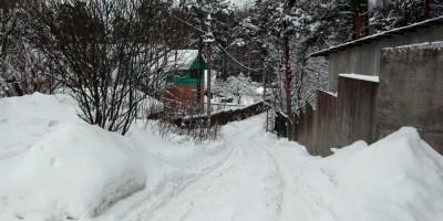 Сестрорецк, Тарховка, Купальный переулок