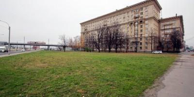 Сквер Петра Семененко, западная часть