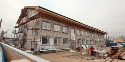 Сортировочная-Московская улица, дом 21, реконструкция