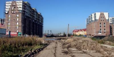 Улица Летчика Лихолетова