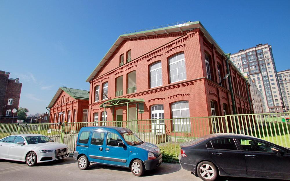Заставская улица, 44, корпус 2, детский сад