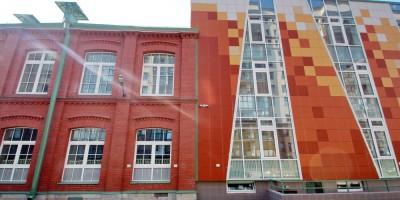Заставская улица, 44, корпус 2, фасад