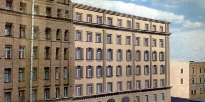 8-я Советская улица, проект апартамент-отеля