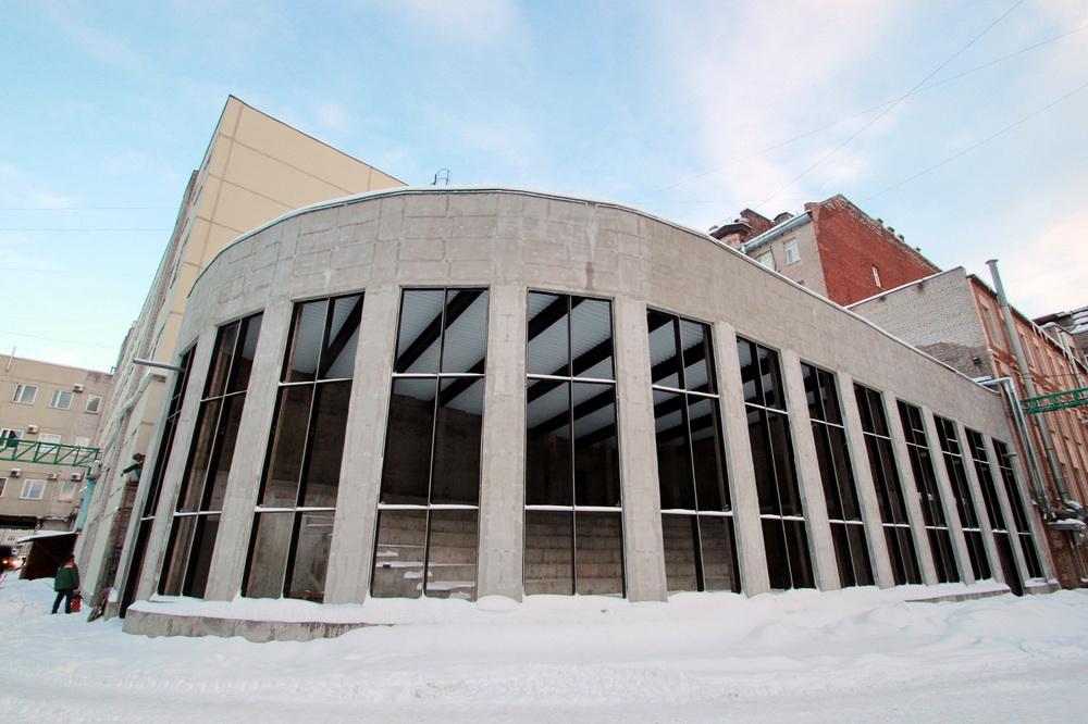 Аптекарский проспект, 5, строительство конференц-зала