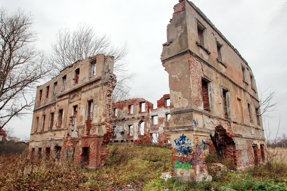 Красное Село, улица Горбунова, 3, дворец Александра I