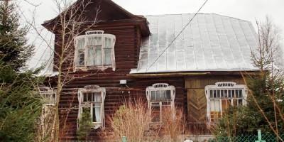 Левашово, улица Мира, дом 15, фасад