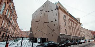 Малая Посадская улица, 28, офис Киришиавтосервис, паркинг