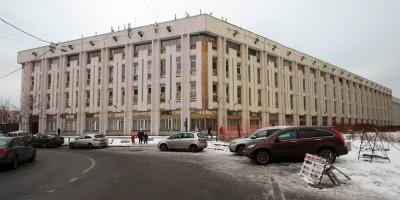 Малоохтинский проспект, дом 68, литера Б