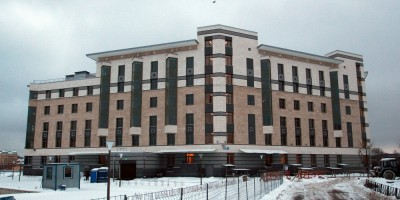 Петровский проспект, дом 2, строение 1