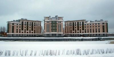 Петровский проспект, дом 2, строение 2