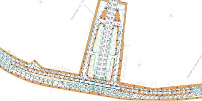 Проект планировки Малоохтинского проспекта