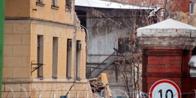 Проспект Обуховской Обороны, дом 120, литера АО, снос