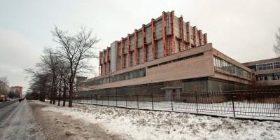 Улица Академика Константинова, 1, НИИ тока