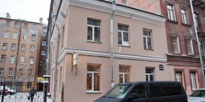 Улица Достоевского, 3