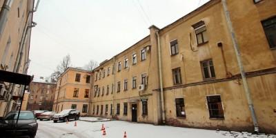 Улица Куйбышева, 24, литера Б