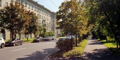 Улица Стахановцев, аллея