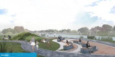 Ивановский сад, проект благоустройства