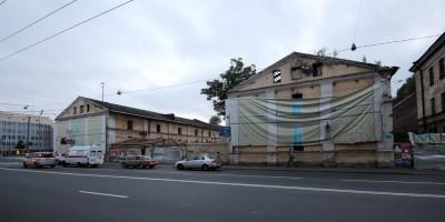 Измайловские провиантские склады на Лермонтовском проспекте