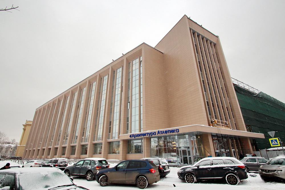 Банк Россия, корпус в Таврическом переулке