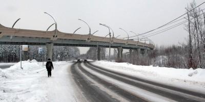 Белоостров, Новое шоссе, ЗСД