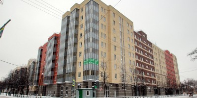 Колпино, проспект Ленина, дом 54