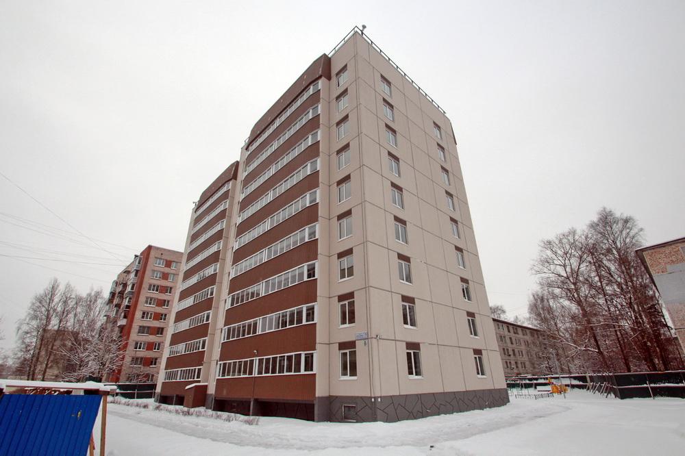 Колпино, улица Красных Партизан, дом 3