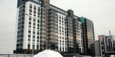 Магнитогорская улица, дом 3, корпус 2